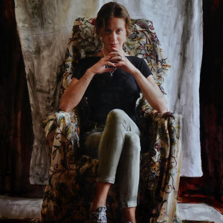 Rosa Castelbarco Albani_portrait